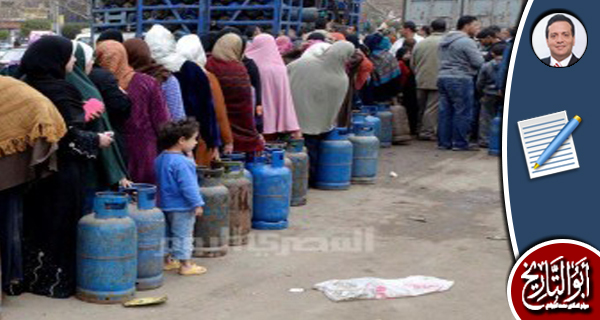متى نمد الغاز المصري لأهل مصر؟