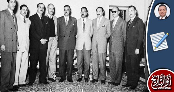 كيف أصبح أعضاء مجلس قيادة ثورة يوليو وزراء؟
