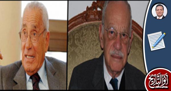 هؤلاء هم الوزراء الباقون من عهد عبد الناصر
