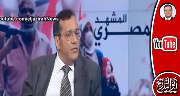 د. محمد الجوادي ينفعل بشدة على أميرة العادلي لدفاعها عن السيسي