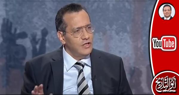 مداخلة د.محمد الجوادي في حديث الثورة حول المنطقة العازلة في سيناء