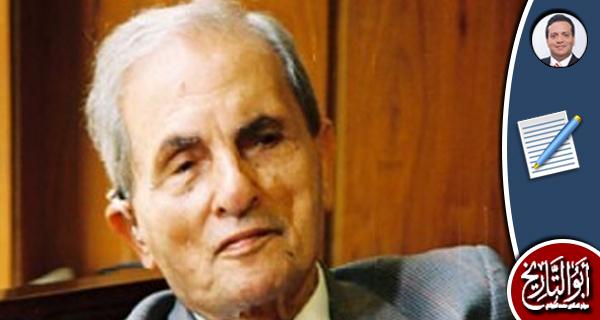 د. محمد الجوادي في تأبين د.شوقي ضيف