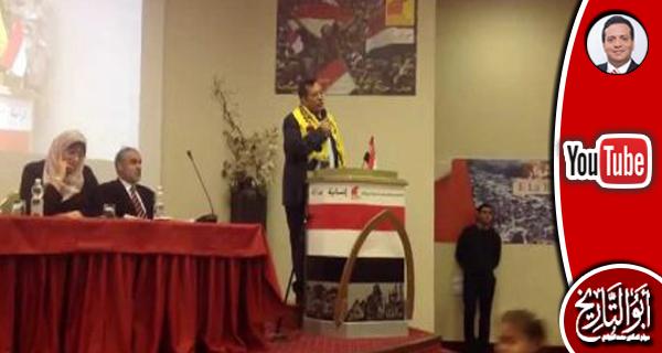الدكتور الجوادي من ميلانو: سيندحر الحكم العسكري أمام الثورة الهادرة
