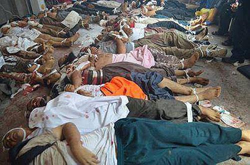 خليكوا فاكرين ... ٣٠٠ مليار للإنقلاب من الأشقاء العرب ثمنا لقتل الإخوان المصريين