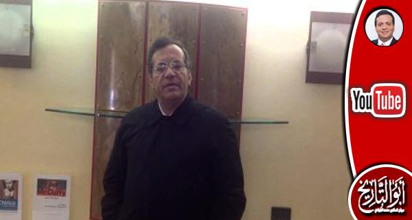 تعليق الدكتور الجوادي على مذبحة التراس نادي الزمالك 2015/2/9
