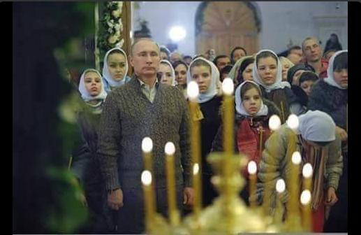 د.محمد الجوادي : هل بوتين إخوان؟؟؟