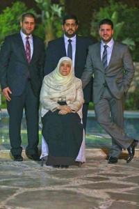 عائلة  الرئيس