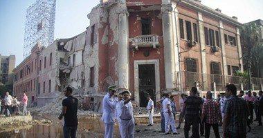 أُغتيل الإمام حسن البنا في نفس المنطقة