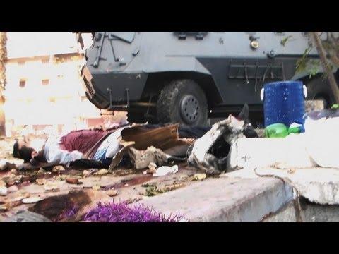 أقوى وثائقي لمذبحة رابعة العدوية