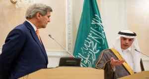 حقيقة مشاعرالحكومة الامريكية نحو السعودية
