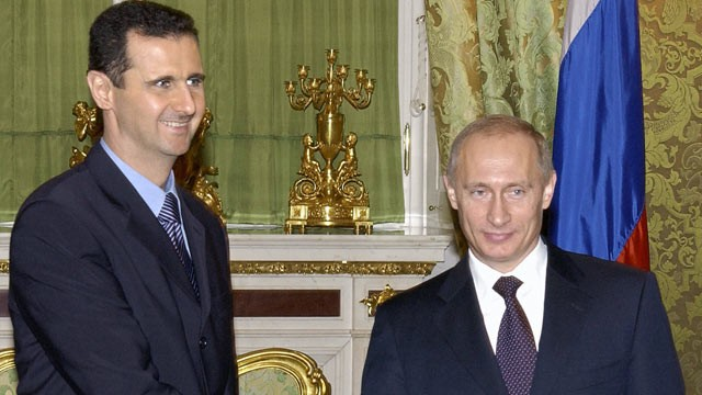 ولا يزال سؤالي قائما:متىيعلنون وفاة بشار ؟
