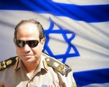 ستكتشف اسرائيل ان الانقلاب المصري شيلة تقيلة