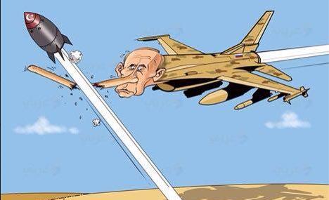 ما رأي الشيخ في اسقاط تركيا للطائرة الروسية