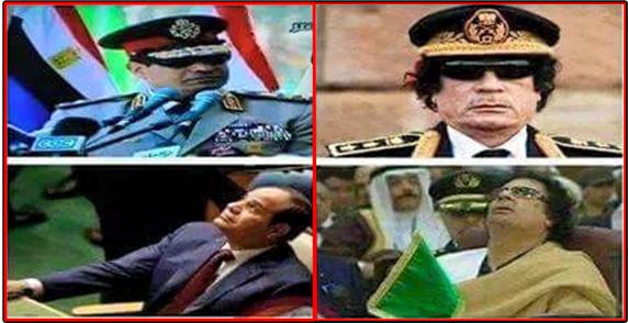 نجاح تجربة استنتساخ القذافي