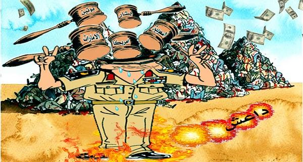 الانقلابي الكبير في ورطة والارز في مهب الريح
