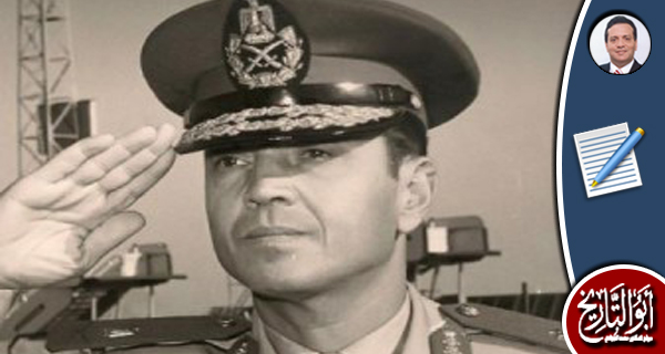 صورة الفريق سعد الشاذلي في التاريخ