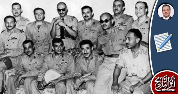 البحث عن حزب لقادة ثورة يوليو 1952