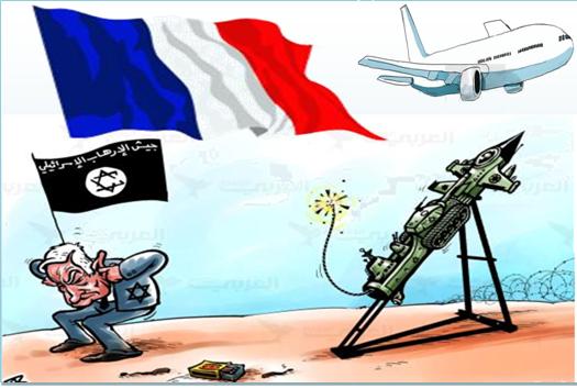 أيها الانقلابيون حافظوا على علاقتكم بفرنسا حتى لو اسقطت الطائرة