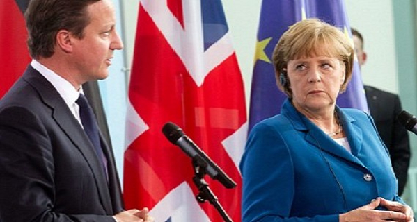 قُدر على المانيا ان تعيش حياتها كلها تشكو من غدر بريطانيا بها