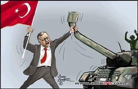 الانقلاب التركي مع فشله حظي بكل هذا الاهتمام ماذا لو نجح ؟؟