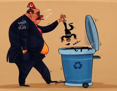 الانقلابيون الاتراك يعترفون اعترافات مزرية