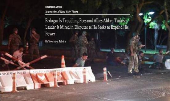 هكذا تأكد الجوادي بقرب الانقلاب في تركيا