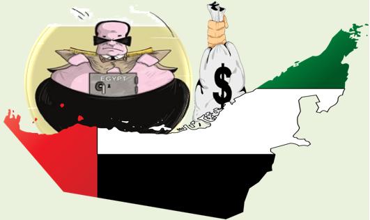 امارات وحدها انفقت على الانقلاب المصري ٩٠ مليار دولار واسألوا اقتصادييها!