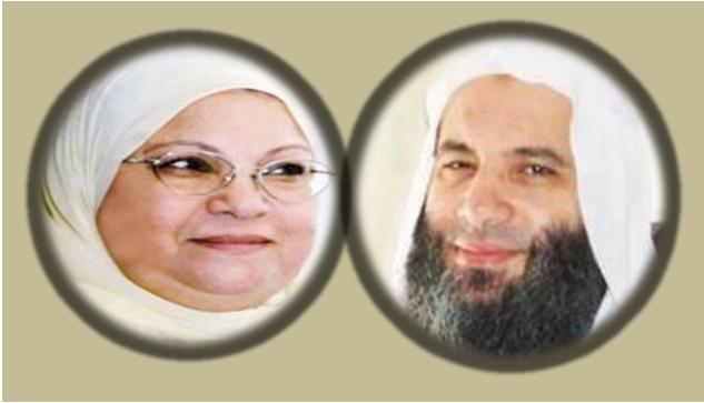 محمد حسان ساقط في الفتنة وسعاد صالح مطموس على قلبها