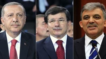 كان من بنود الخطة اغتيال اردوغان عبد الله جول وداود اوغلو