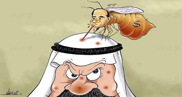 ما أكرم المملكة العربية الكبيرة منحت ربيبها ٩٠ مليارا كاشا من الاخضر