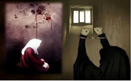 بلغوا عني مولانا حسان ان هناك الآن حرائر يغتصبن في سجون العسكر