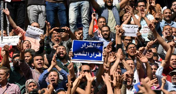 في رأيك ..إلى أين تتجه مصر الآن ؟ .. استطلاع رأي