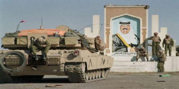 هل سيغزو كما غزى صدام ؟؟
