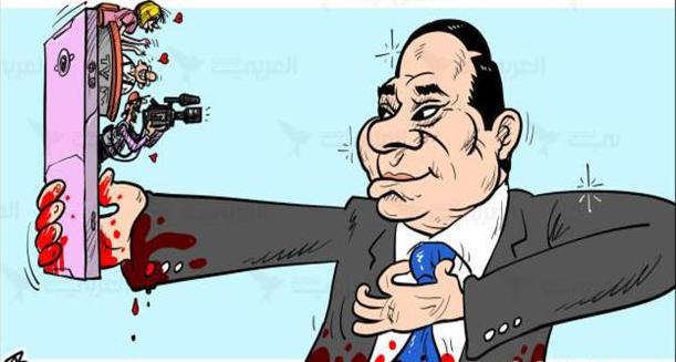 طبيب في لجنة الدستور اكبر من ابو الغار يقول الانقلابي اغتصبنا نحن المصريين