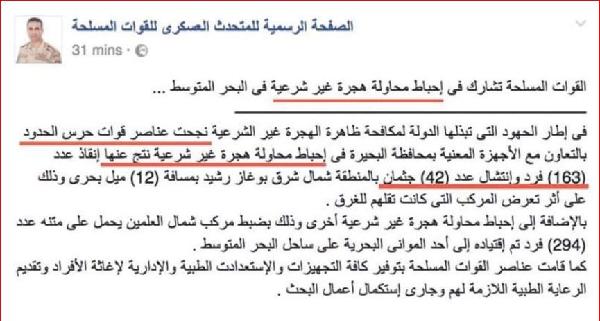 هل تسبب الجيش في غرق مركب رشيد ؟ .. استطلاع رأي
