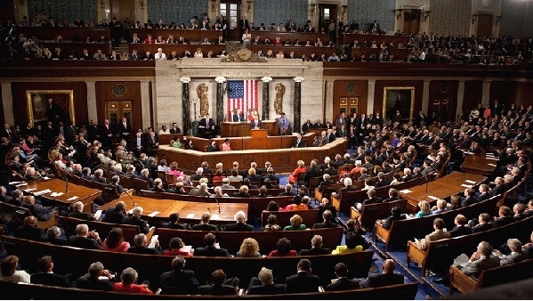 ماهو المستهدف برأيك من موافقة الكونجرس الأمريكي على قانون