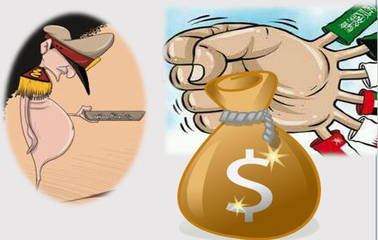 هل رأيت أمة بأكملها تدفع ثمن نزوة خوان أثيم ؟