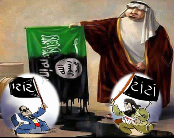 الفضيحة التي تتستر عليها السعودية ويحاول الاعلام الانقلابي الغلوشة عليها