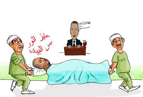 قلت لكم ان الاستاذين مصطفى بكري واحمد موسى سيثوران