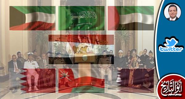 هل يتأذى الربيع العربي إذا توثقت علاقة الخليج بالانقلابيين ؟