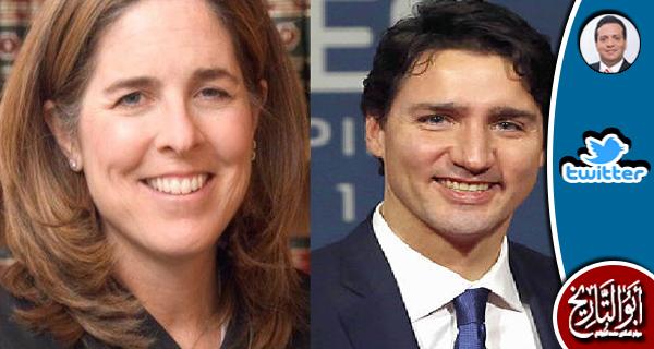 أتضرع إلى الله أن يسبغ هدايته على رئيس وزراء كندا والقاضية الامريكية الفيدرالية