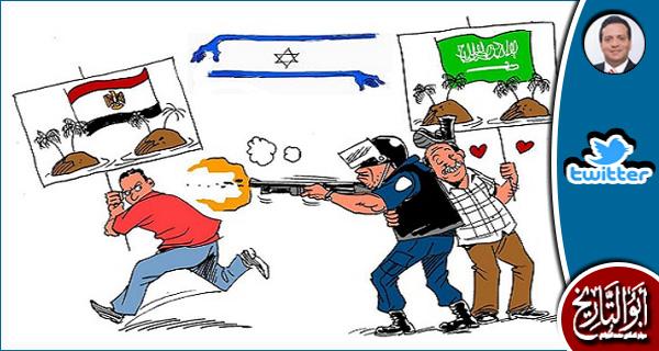 ماذا يجدي لو نجحت الخطة الصهيونية فأصبحت تيران سعودية ؟