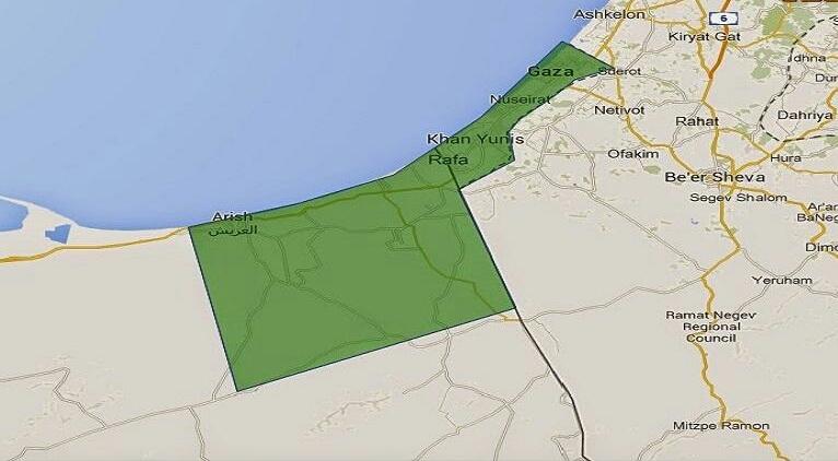 هل يمكن أن يقبل الجيش المصري بما أعلن عن توجه الانقلاب الى بيع سيناء ؟ .. استطلاع رأي