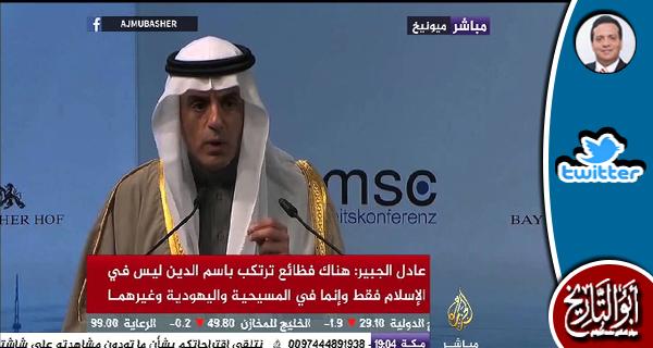 تحتاج السعودية الى متحدثوتحتاج الامارات الى مبصّر