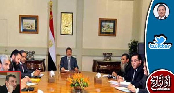 محمد مرسي هو أذكي مصري.. فهم من فهم و أبى من أبى