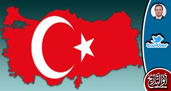 تركيا لن تتأذى الا بالخيانة، وان الخيانة عربية...