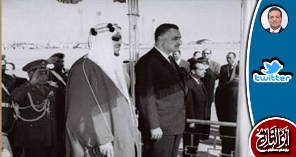 ملوك عرب كانوا أطول من عبد الناصر لا تجد لهم صورة مصرية واحدة بحقيقة طولهم