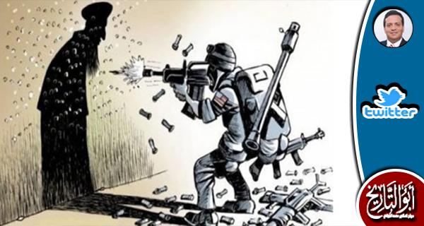 لم يعد احد ينكر صحة ما اكتشفته من ان كلمة الحرب على الارهاب تعني الحرب على الاسلام
