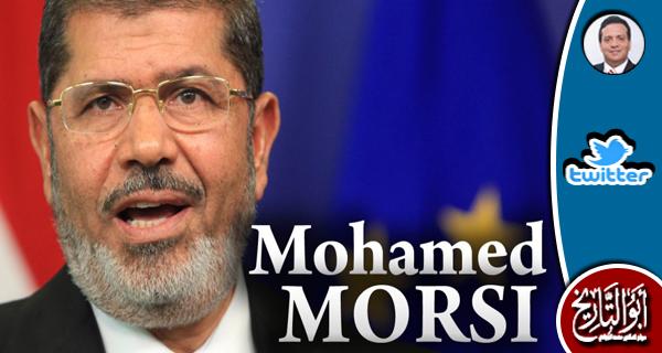 الانتحار أخف وطأة عليكم من أن تتنازلوا عن الرئيس مرسي