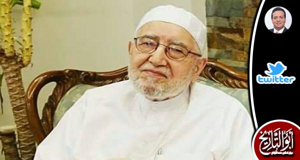 أنعي للأمة الإسلامية أستاذي الجليل الدكتور محمد أديب الصالح
